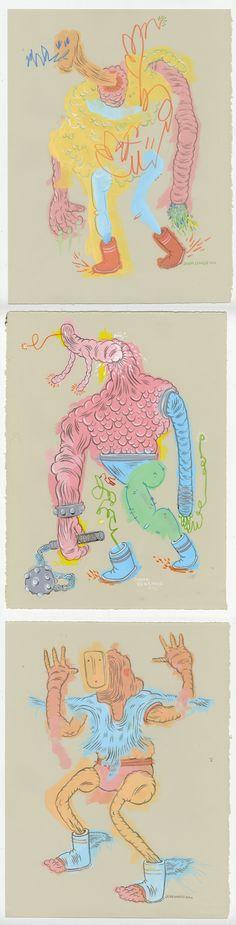 Drawings | Joshua Ben Longo