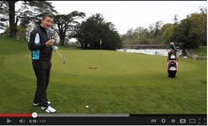 Need a little help with your chipping around greens?  http://www.youtube.com/watch?v=iItjLuBrYF8