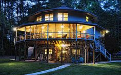 Customizable Classic Deltec House in Montreat, NC