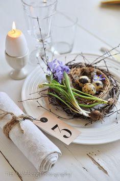 Snart stundar den härliga påsken med massor av ägg, färgglada fjädrar och gott godis! Temat i FLOWERS denna gång tyckte Ingrid ...