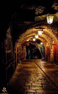 A blessed night from the old streets of #Byblos  ليلة سعيدة من شوارع #جبيل العتيقة By Charbel Fersan - Through My Lens by Charbel Fersan  #Lebanon #WeAreLebanon