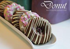 MUTFAK FELSEFEM: Kolay Donut Tarifi