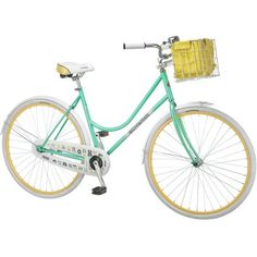 Take to the great outdoors with this Schwinn cruiser, perfect for enjoying a bright spring afternoon.  Product: BikeConst...