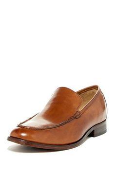 Bostonian Lafayette Tan Leather Loafer