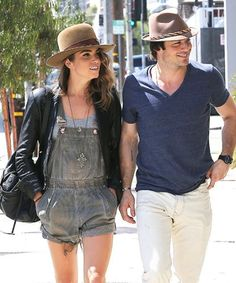 Exciting news about Ian Somerhalder and Nikki Reed!