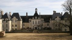 Château de Marcilly-sur-Maulne ►► http://www.frenchchateau.net/chateaux-of-centre/chateau-de-marcilly-sur-maulne.html?i=p