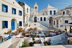 Nikia village on Nisyros island, Greece