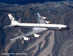 Vintage Varig Boeing 707