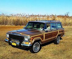 "1989 Jeep Grand Wagoneer ""Wagonmaster"" | eBay"