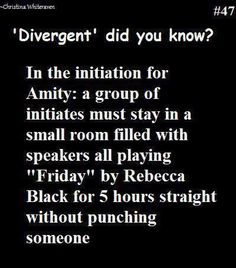 22 Hilarious Images Only 'Divergent' Fans Will Understand not true but funny Divergent Jokes, Divergent Hunger Games, Divergent Fandom, Divergent Trilogy, Insurgent Quotes, Divergent Insurgent Allegiant, Book Memes, Book Quotes, Movie Quotes