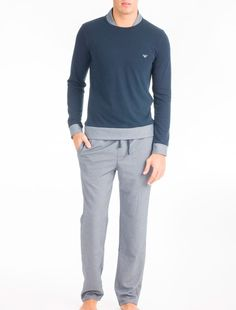 Pijama hombre 4a572 Mens Sleepwear, Mens Pyjamas, Mens Night Suit, Weird Fashion, Drawing Clothes, Gym Wear, Trousers, Pants, Gorgeous Men