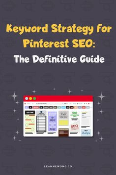 The secret to using keywords on Pinterest is to niche down and target a specific audience. Targeting the right keywords lets you reach people who are searching for a specific topic on Pinterest. Online Marketing, Social Media Marketing, Content Marketing, Affiliate Marketing, Digital Marketing, Business Tips, Online Business, Thing 1, Seo Tips