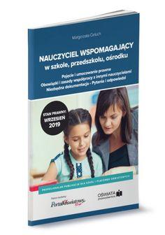 Nauczyciel wspomagający w szkole, przedszkolu i ośrodku | Księgarnia FabrykaWiedzy.com