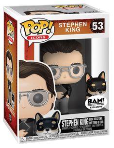 Funko Pop, Stephen King, Figurine Pop, Pop Toys, Vinyl Figures, Mickey Mouse, Disney Characters, Fictional Characters, Children