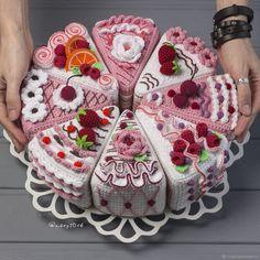 Best 12 Crochet Fruit – Lime slices pcs) – Seasons – Eco-friendly Decoration – Decor – Play food – Сrochet toys – play kitchen – Ready to ship – SkillOfKing. Crochet Cake, Crochet Fruit, Crochet Food, Cute Crochet, Crochet Crafts, Crochet Flowers, Crochet Projects, Crochet Patterns Amigurumi, Crochet Stitches