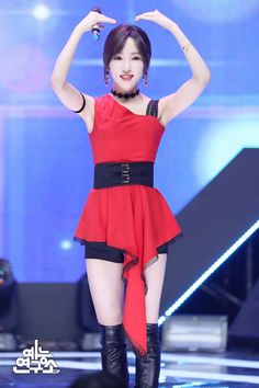 Photo album containing 5 pictures of Yuju Kpop Girl Groups, Korean Girl Groups, Kpop Girls, Stage Outfits, Fashion Outfits, Gfriend Yuju, Cloud Dancer, Entertainment, G Friend