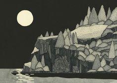 """Layer Cake"" by Ian Dingman"