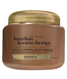 "Anti-ager: ""Keratin protein treatments are like Xanax for your hair. They completely smooth out your texture. You'll see benefits using keratin-infused at-home products. Look for one with hydrolyzed keratin or try Organix Brazilian Keratin Therapy Hydrating Keratin Masque ($8; ulta.com), a smoothing treatment meant to be used once or twice a week."