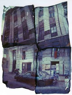 Amazing Polaroid Emulsion Lifts by Lio Munoz - Lomography