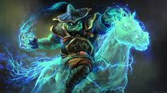 Dota 2 - Stormy Horse Rider [1920x1080] Need #iPhone #6S #Plus #Wallpaper/ #Background for #IPhone6SPlus? Follow iPhone 6S Plus 3Wallpapers/ #Backgrounds Must to Have http://ift.tt/1SfrOMr