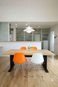 中庭・和室のある平屋建ての家・間取り(愛知県一宮市)   注文住宅なら建築設計事務所 フリーダムアーキテクツデザイン