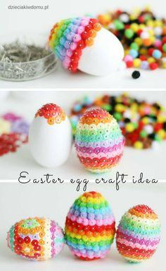 easter egg craft idea