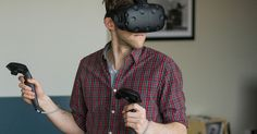 How should we move around in #VR? Nobody has figured it out yet ▷