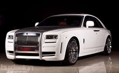 Rolls Royce Ghost MANSORY