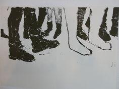 """Altrevelocità / 2012: Bilbolbul Festival, rivista """"Filomena"""", disegno di Alice Milani - La Trama"""