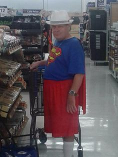 People Of Walmart Never Disappoint - 30 Pics                                                                                                                                                                                 More