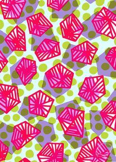 Polygons - Sarah Bagshaw