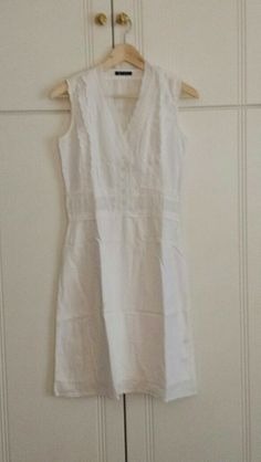 LA WOMAN Cotton Dress via kalfamak. Click on the image to see more!