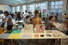 Com foco na produção de livros de artistas da América Latina, a Feira Tijuana recebe 120 editoras vindas de diversos estados do Brasil e também de países como Argentina, Colômbia e Espanha.