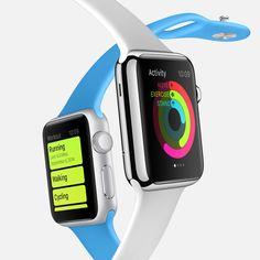 L'Apple Watch est notre appareil le plus personnel. Et elle prend grand soin de ce que vous avez de plus personnel : votre santé. Conçue pour vous rendre plus efficace, plus organisé et plus productif, elle est aussi capable de vous rendre plus actif. Parce qu'il est essentiel de bouger pour rester en bonne santé.