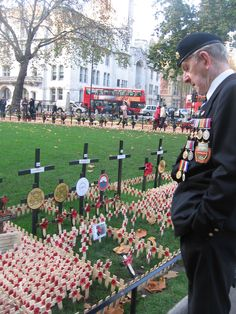 London, Remembrance Day