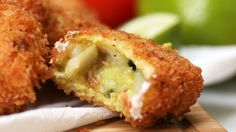 Stop Everything And Try This Guacamole Onion Ring Recipe The Internet Is Freaking Over  - Redbook.com