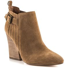 Guess Footwear Nicolo - Light Brown Suede