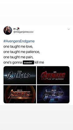 #Marvel #Avengers #InfinityWar #EndGame Avengers Quotes, Avengers Imagines, Marvel Quotes, Marvel Memes, Marvel Funny, Marvel Avengers, Marvel Comics, I Understood That Reference, Avengers Pictures
