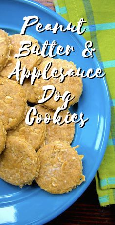 Recipe Peanut Butter And Applesauce Dog Cookies Petful - Peanut Butter And Applesauce Help Create A Great Dough Thats Easy To Roll Out Give These Healthy Dog Treats A Try Healthy Wholesome And Easy To Make Photos By Allison Gray Petful Im S Dog Cookie Recipes, Easy Dog Treat Recipes, Homemade Dog Cookies, Dog Biscuit Recipes, Homemade Dog Food, Dog Food Recipes, Doggie Cookies Recipe, Easy Dog Biscuit Recipe, Dog Cookies Recipe Peanut Butter