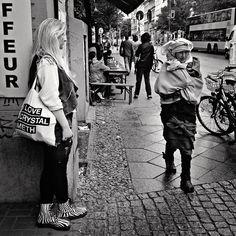 #berlin #germany #street #streetphotography #candid #blackandwhite #bw #style