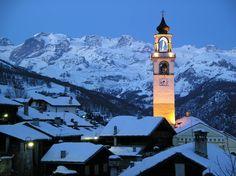 Antagnod, Val d'Ayas, Italy
