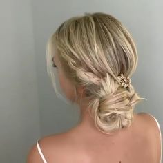 Beautiful Braided - - Beautiful Braided By: Updo Hairstyles Tutorials, Braided Ponytail Hairstyles, Girl Hairstyles, Wedding Hairstyles, Hair Curling Tutorial, Hair Upstyles, Glam Hair, Hair Color Balayage, Hair Transformation