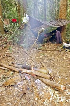 Hammock Camping Tips | LIVESTRONG.COM