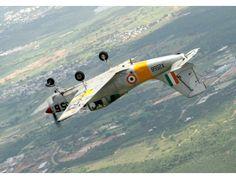 Indian Air Force HPT-32 Deepak trainer.