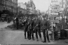 Kiev 1941. Avenida Kreshatik