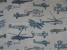 Airplane fabric