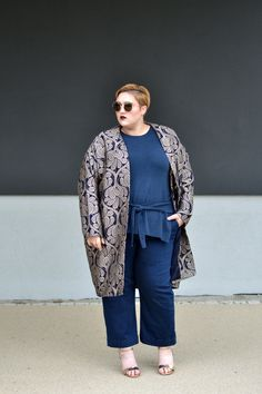 Dressing Outside The Box: jacquard