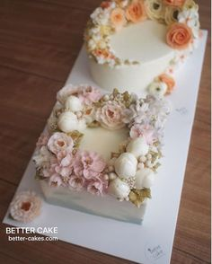 Done by students of BETTER CLASS (베러 심화클래스/Advanced course) www.better-cakes.com…