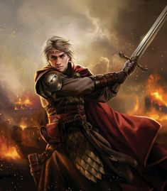 Aegon the Conqueror - a-song-of-ice-and-fire Photo