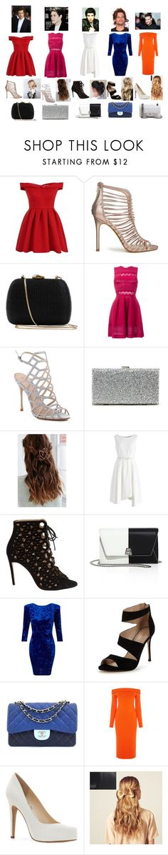 """""""Your Outfit For The BRIT'S"""" by stanzdezine on Polyvore featuring Chi Chi, Miss Selfridge, Serpui, Zuhair Murad, Schutz, Sole Society, Urban Outfitters, Chicwish, Bionda Castana and Akris"""